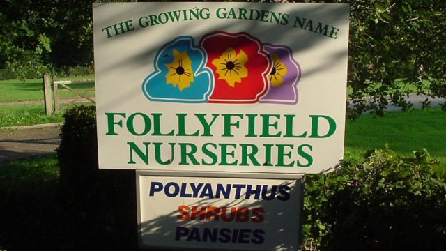 Follyfield Nurseries